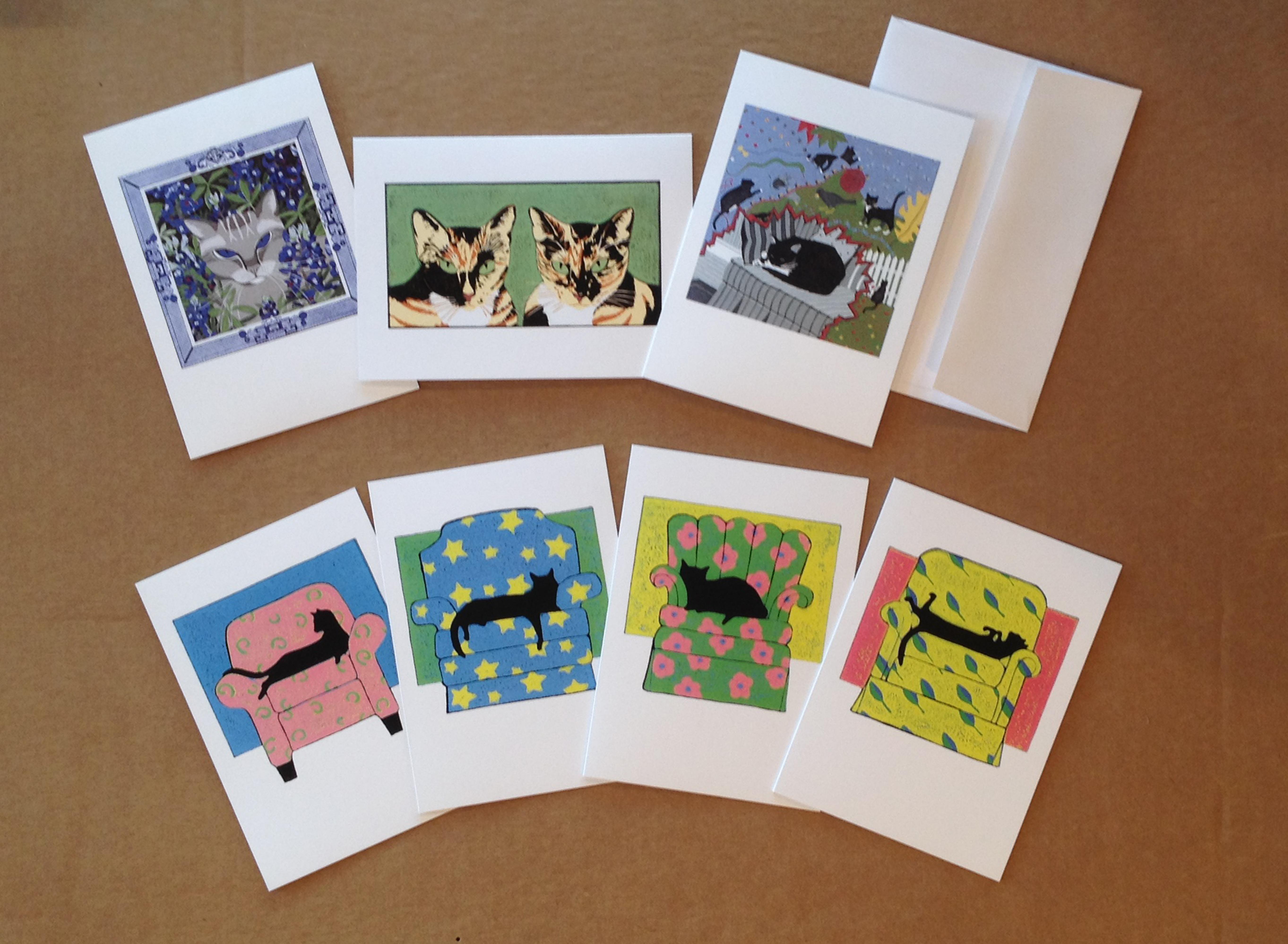 Art Cards Anne Gaines Artist